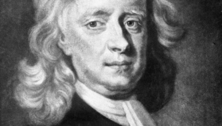 Newtons are the standard metric units for force named after renowned English scientist Issac Newton.
