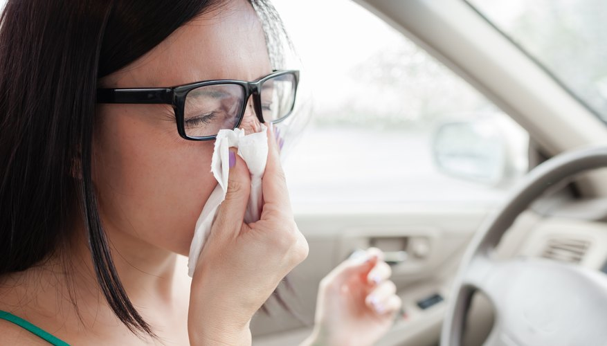 How to Relieve Sinus Pressure on the Road
