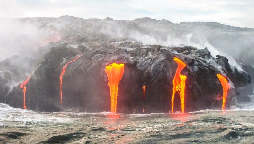What Kind Of Damage Has Mauna Loa Caused