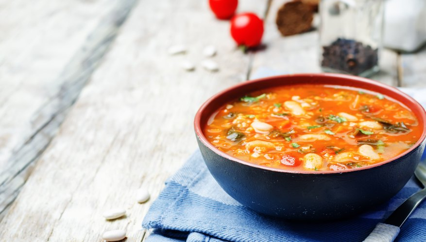Weight Watchers Vegetable Soup Recipe