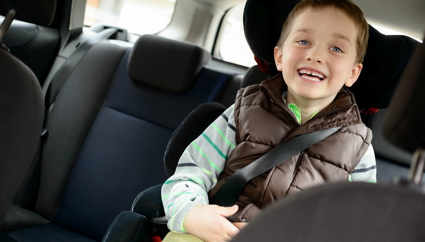 What Kind of Car Seat For a 5-Year-Old