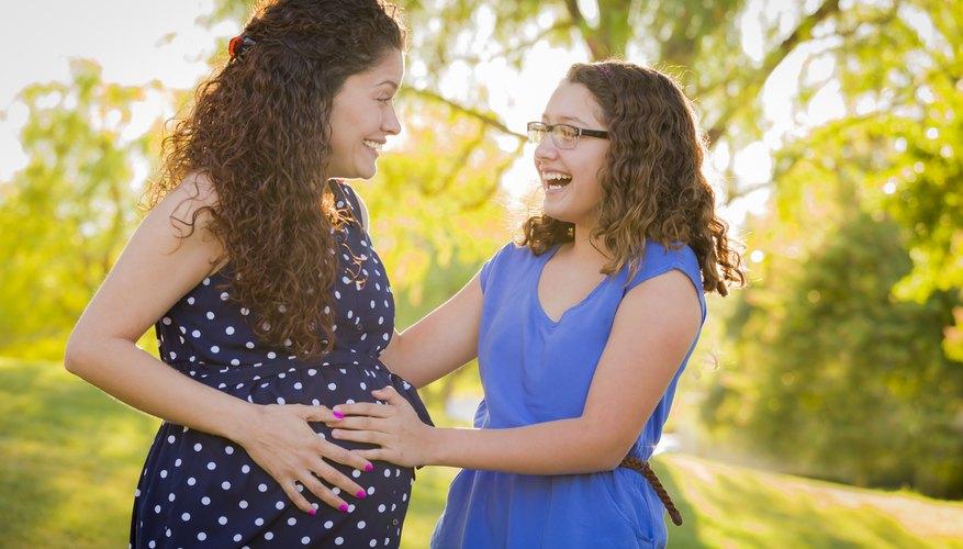 How to Make Your Baby Kick | Mom Life