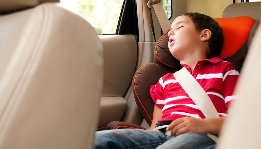 What Is the California Child Seat Law?