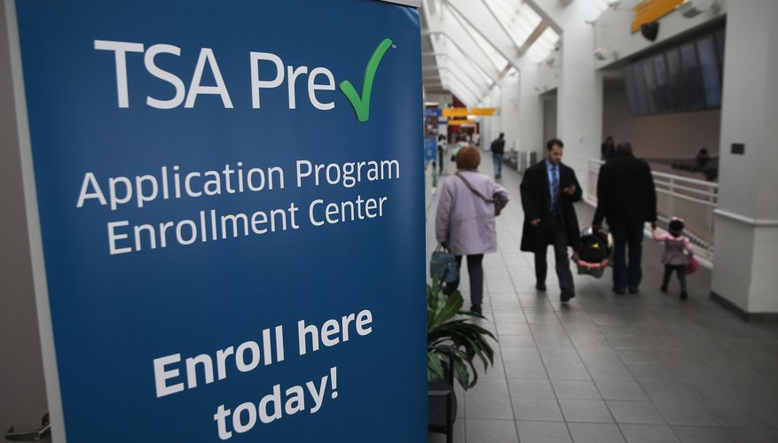 What Does TSA PreCheck Mean?