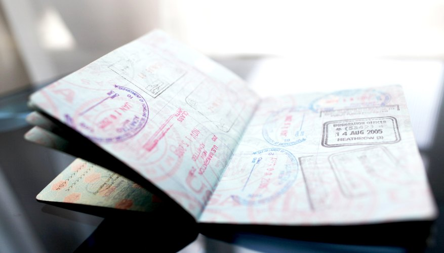How to Add Pages to Your Passport