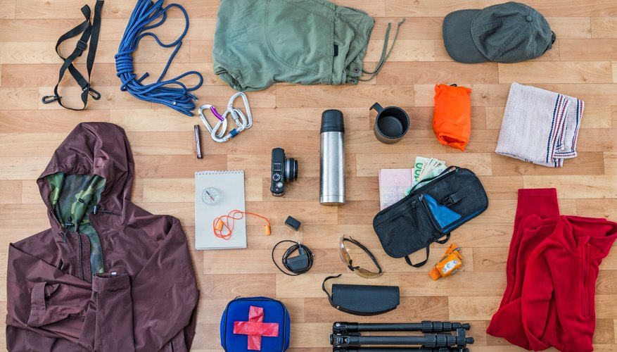 The Ultimate List of Camping Supplies