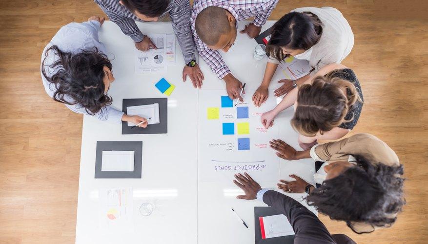 Planificación de los objetivos generales de un proyecto