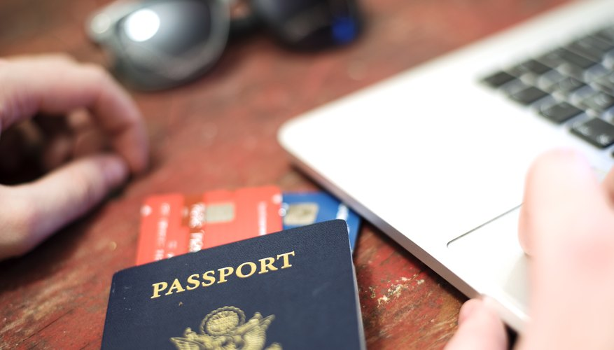 How to Update Your Passport