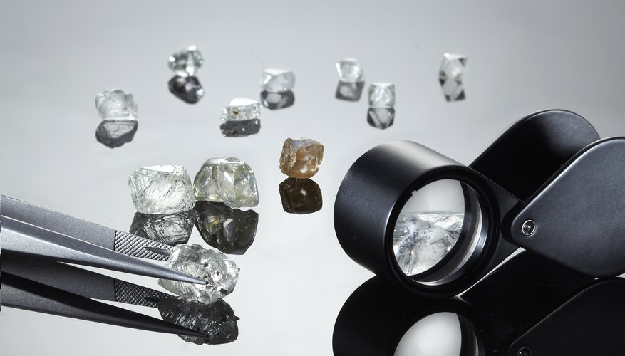 How to Identify Rough Gem Stones