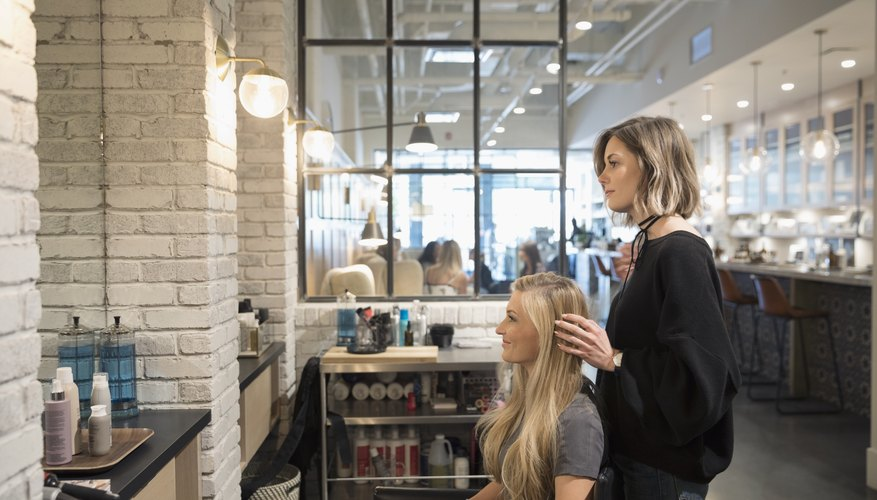 How to Calculate Rent for a Salon Booth | Bizfluent