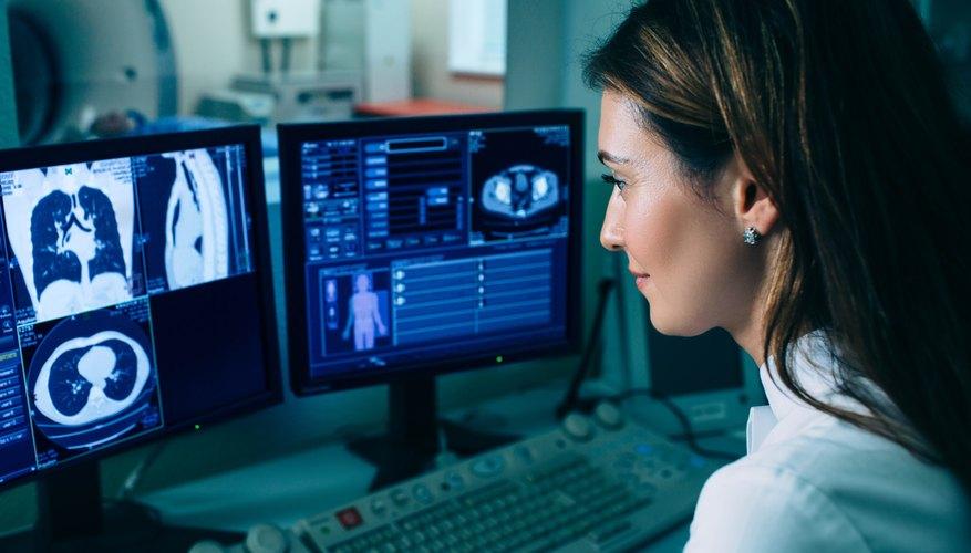 Carrera de radiología: Médico o técnico radiologo