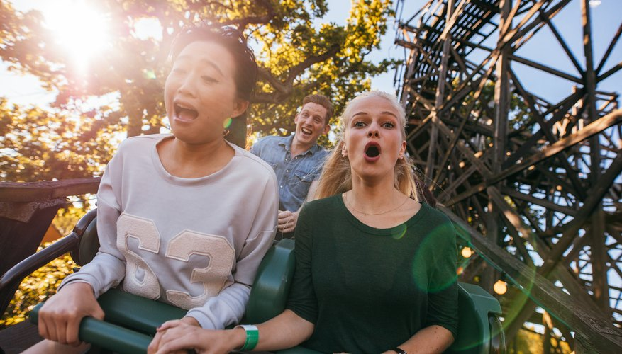 How to Not Be Scared of Roller Coasters