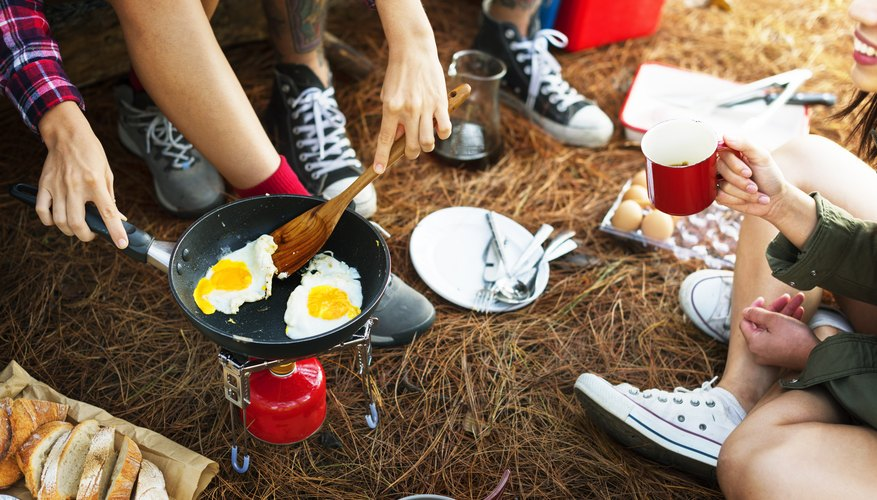 Make Ahead Camping Breakfast Ideas