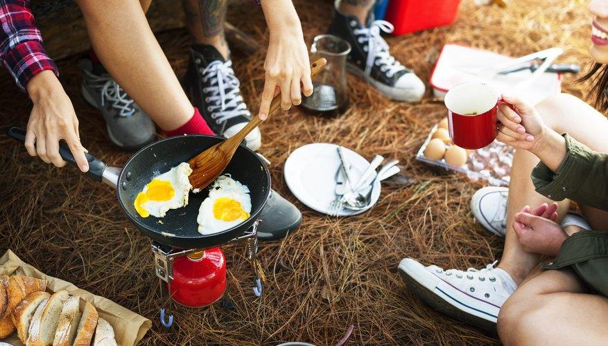 Make Ahead Camping Breakfast Ideas