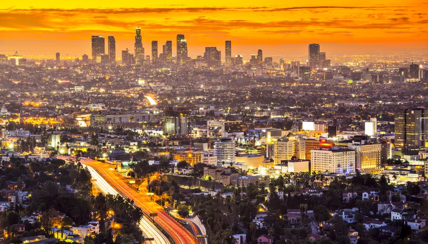 Best Time to View Sunsets in Los Angeles