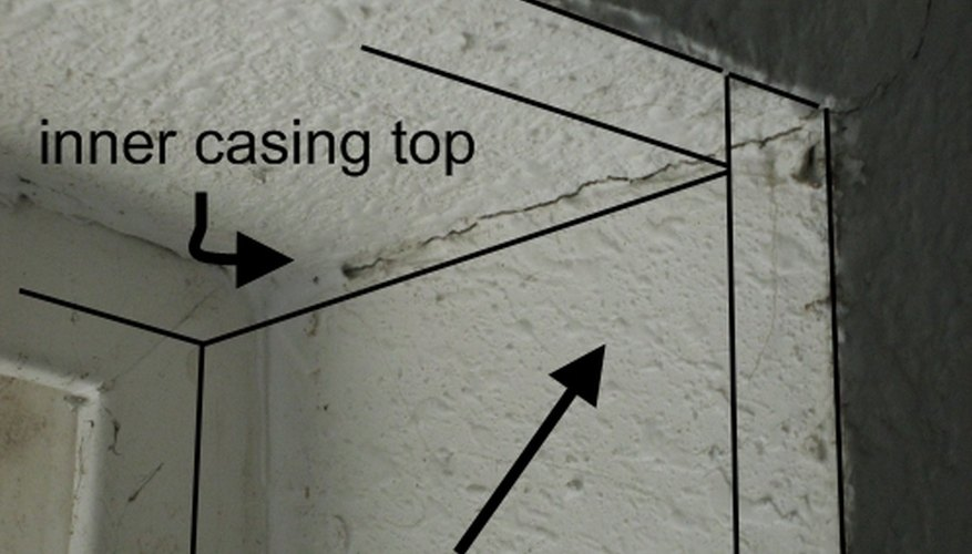 Where top casing is added.