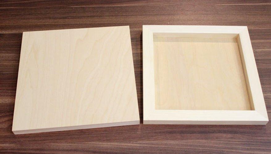 Wood artist panels