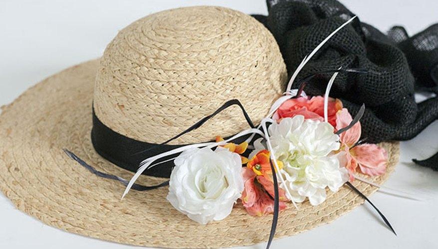 Un sombrero festivo para el Derby de Kentucky