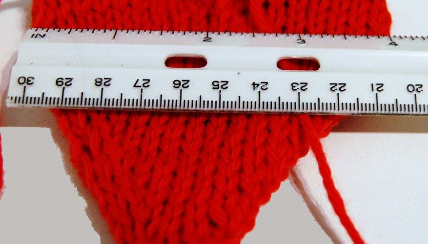 El corazón terminado tendrá 4 pulgadas (10 cm) de ancho.