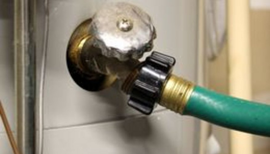 How to Shut Off Leaking Hot Water Heater