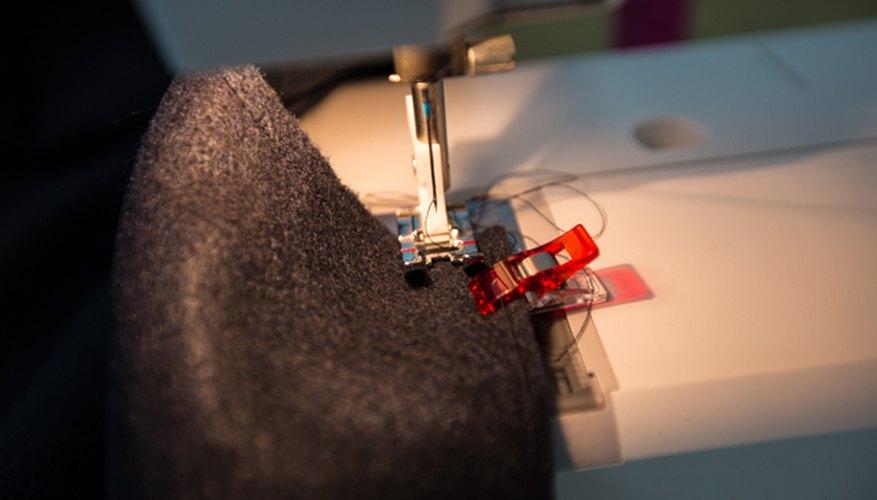 Es necesario que tengas algunos conocimientos previos de costura para realizar este paso.