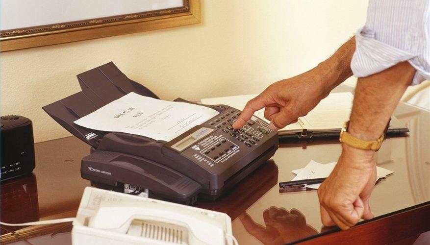Send a Fax