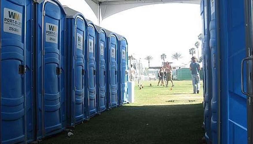 Go to the Bathroom at Coachella