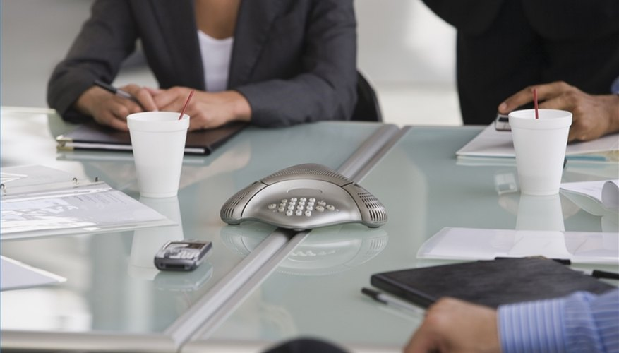Join a Conference Call