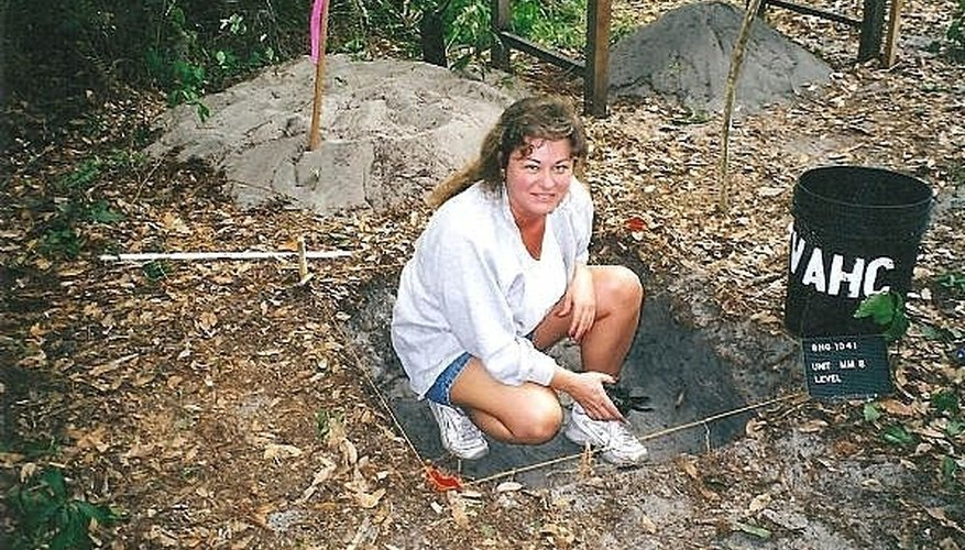 Perform an Archaeological Dig!