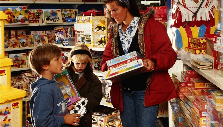 Open a Toy Store