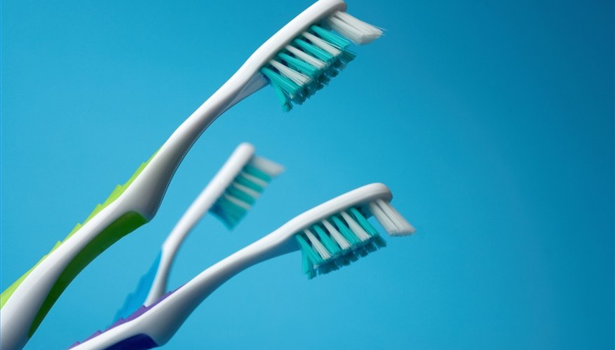 Sterilize a Toothbrush in the Microwave