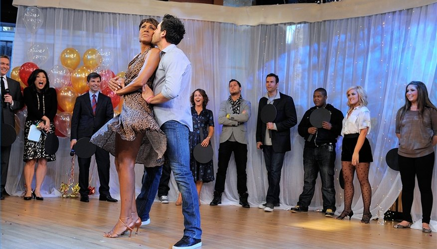 "Appear on ""Dancing With the Stars"""