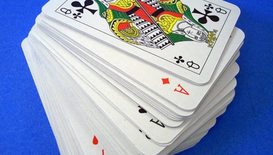 Use a Gaff Deck of Cards