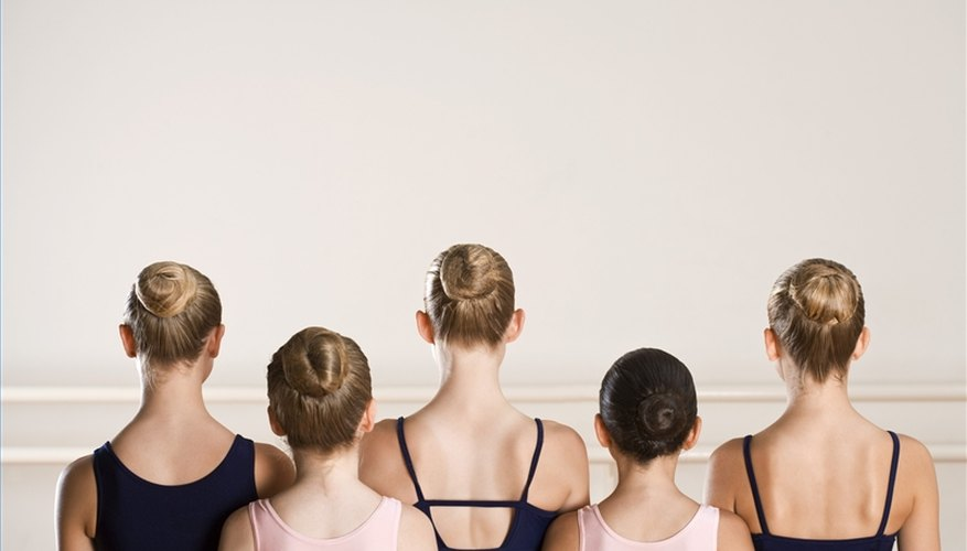 Spot the Ideal Body Shape for Ballet