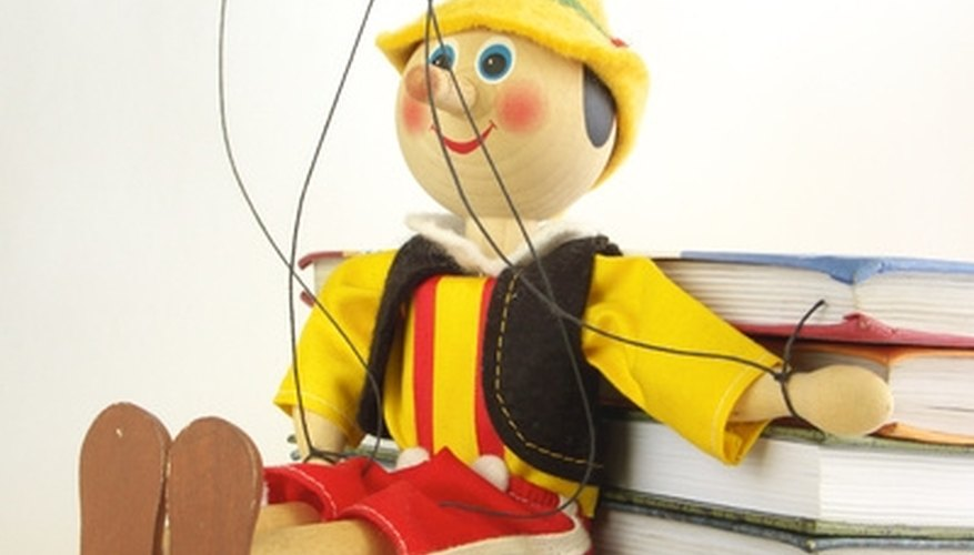 Repair Puppet Strings