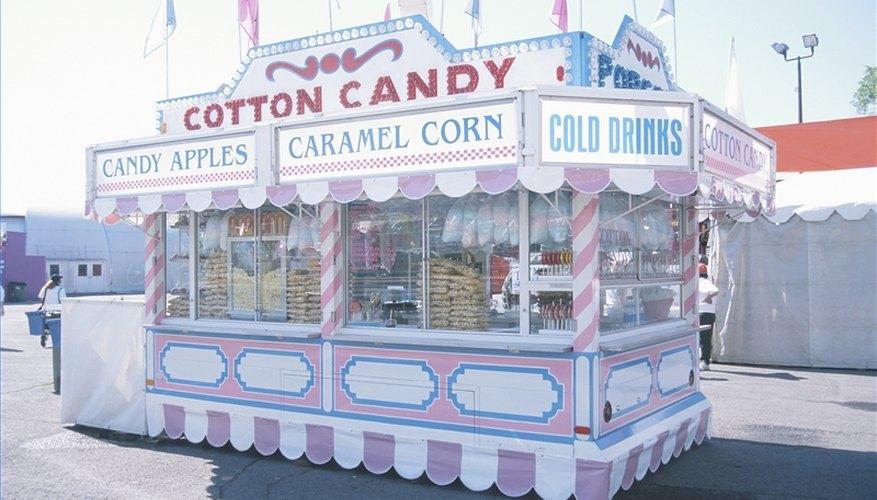 Start a Candy Stand