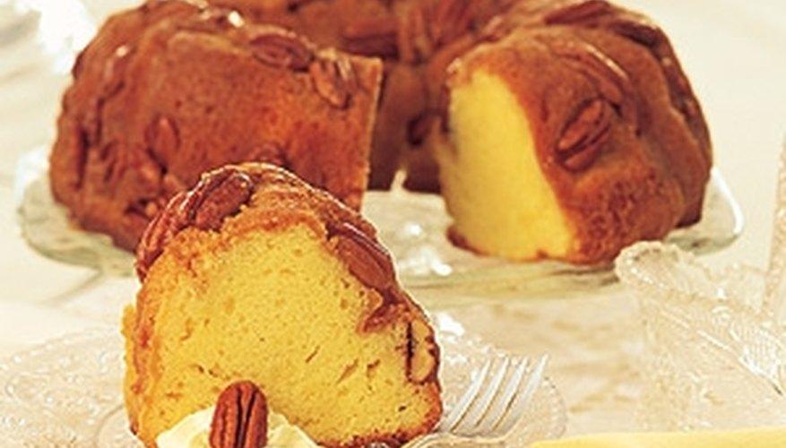 Rum Pecan All-Occasion Cake