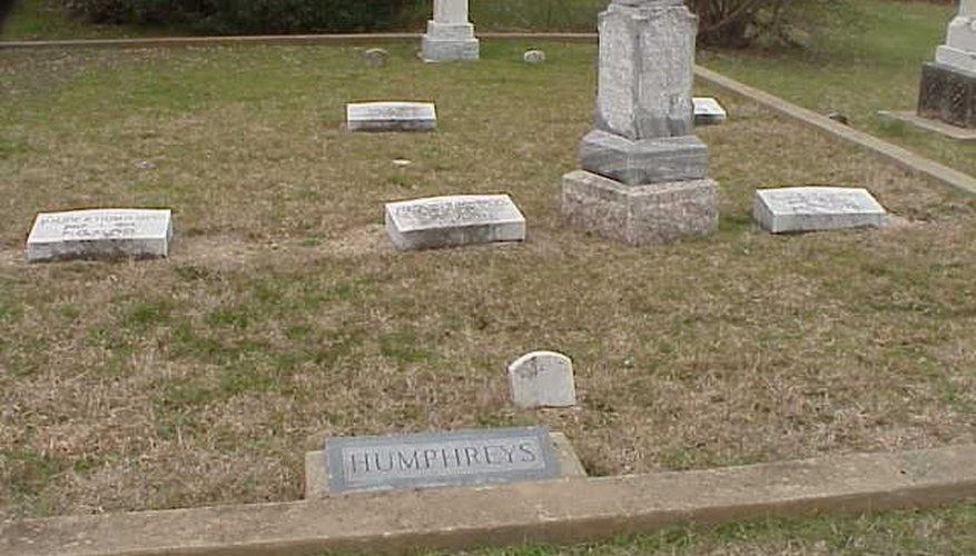 Sell Cemetery Property