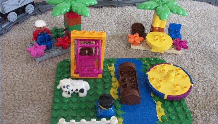 Lego parks