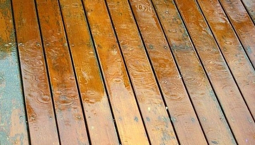 Paint That Makes Deck Look New Again