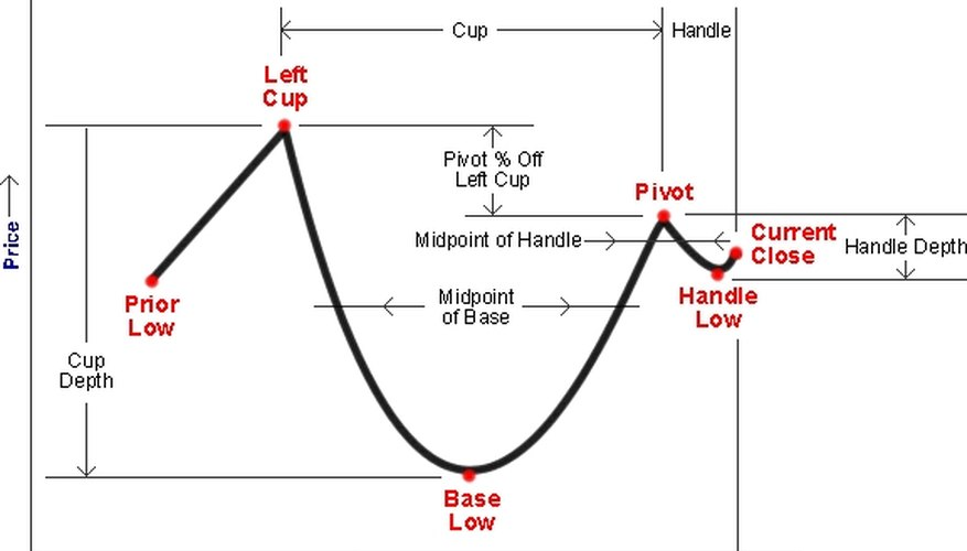 Cup with handle stock base