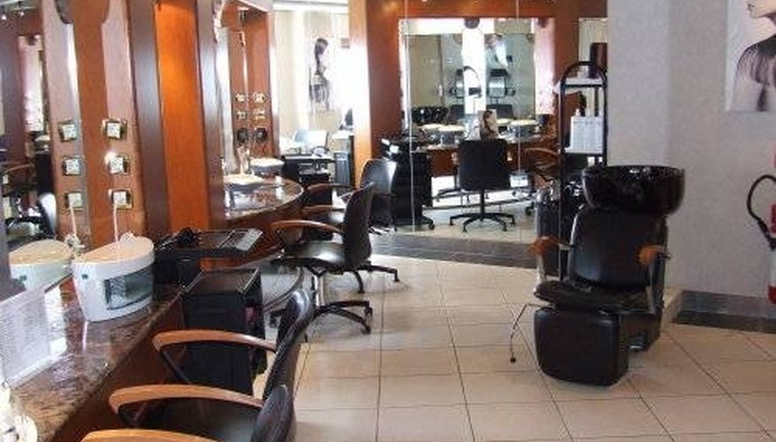 How does a beauty salon work bizfluent for Adazl salon and beauty supply