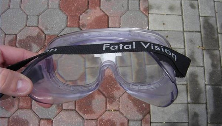 Why Are Safety Goggles Important?