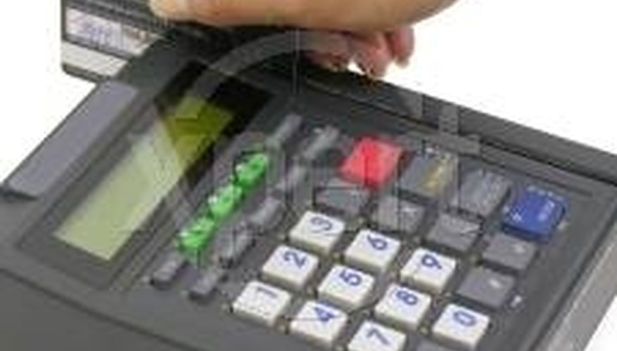 Use a Credit Card Terminal