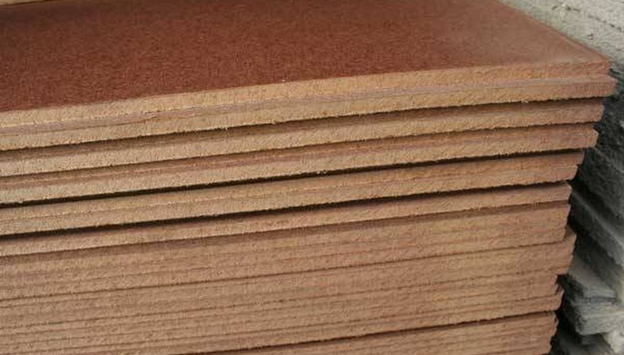 Pressed Hardboard Panels ~ What is masonite sciencing