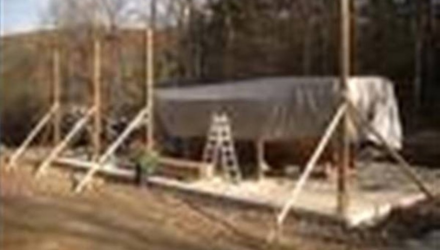 Basic Pole Barn Construction