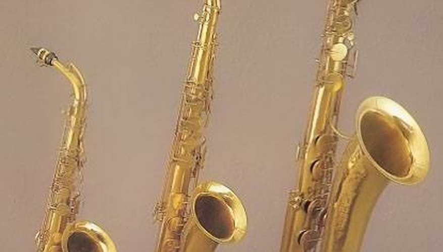 What Is a Saxophone Made of