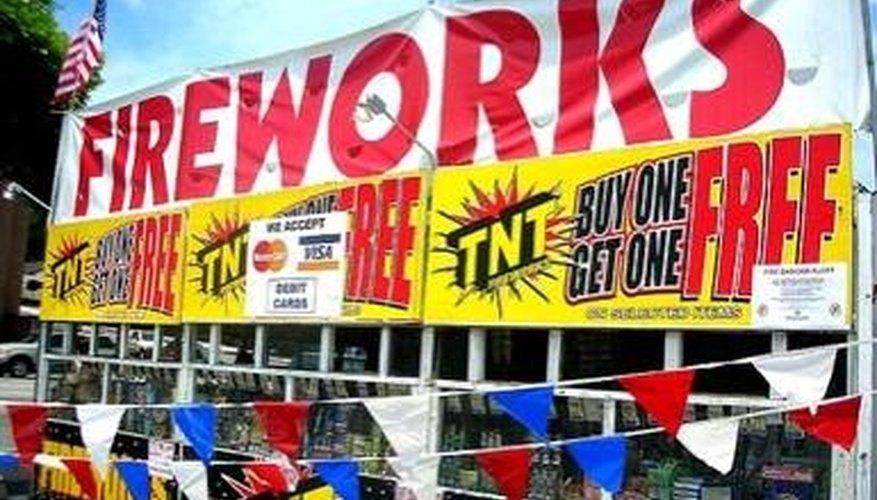 Start a Retail Firework Business