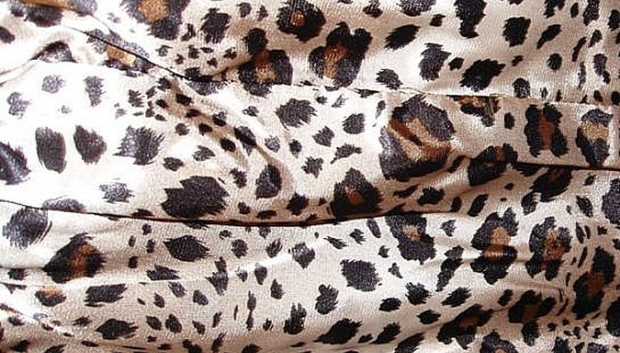 Leopard Print Throw Pillow for Jungle Theme Room
