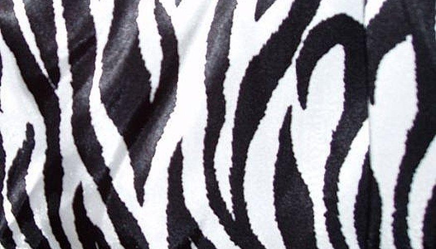 Zebra Throw Pillow for Jungle Theme Room